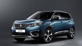 Peugeot 5008 - nowa odsłona SUV-a