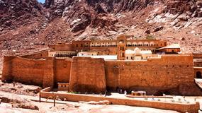 Klasztor św. Katarzyny na Synaju zagrożony? Były generał egipskiej armii chciałby go zniszczyć