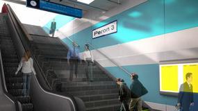 Wznowiono budowę nowego dworca Kraków Główny