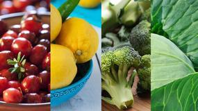 Siedem produktów, które oczyszczają organizm z toksyn