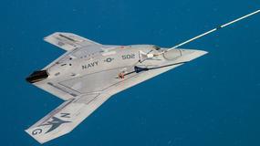 Northrop Grumman X-47B - dowód na to, że USA utrzyma przewagę powietrzną w przyszłości