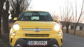 Fiat 500L Trekking | Indywidualista na drodze