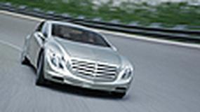 Mercedes F 700 - Jazda w przyszłość
