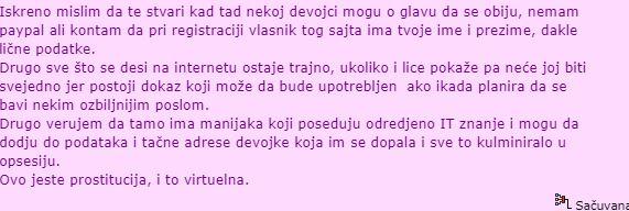 Rasprava na forumu Ana.rs