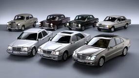 13 mln sprzedanych Mercedesów Klasy E