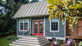 Wynajęłyśmy mały domek przez Airbnb. Okazało się, że całkowicie nas zaskoczył [GALERIA]