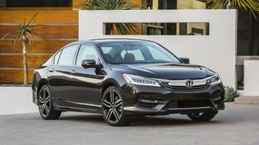 Honda Accord po face liftingu