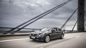 Mercedes S 500 Plug-in Hybrid - Luksusowa hybryda