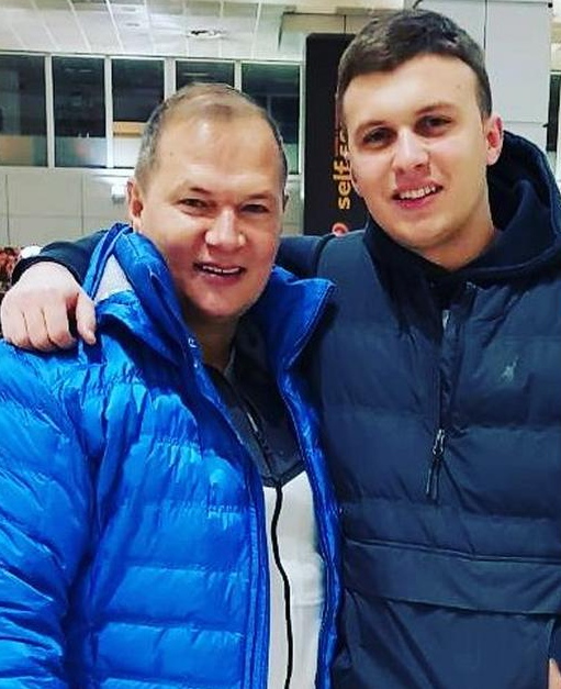 Osman i Stefan Karić