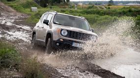 Jeep Renegade 2.0 MJD Trailhawk - mów mi: twardziel