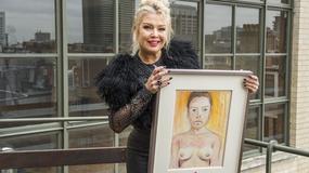 Kim Wilde prezentuje nagi autoportret