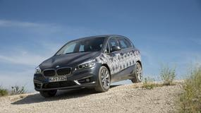 BMW Serii 2 Active Tourer - testy hybrydy plug-in