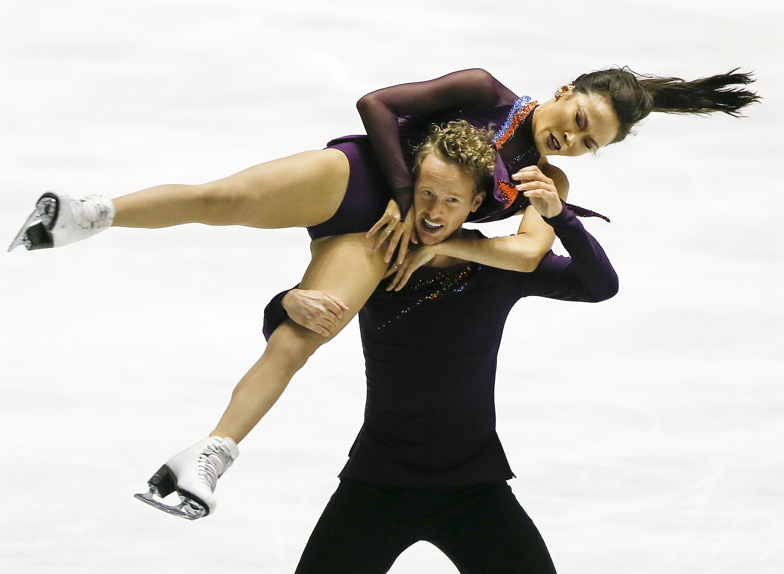 Madison Chock i Evan Bates
