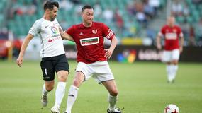 Legendy La Liga pokonały zespół Polskich Legend