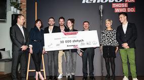 Lenovo pomaga zdolnym ludziom spełniać zawodowe marzenia