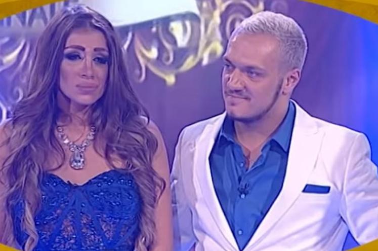 Dalila Dragojević i Nenad Marinković Gastoz