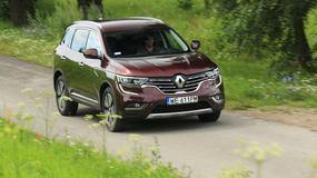 Renault Koleos 2.0 dCi 4x4 - Francuz rodem z Korei