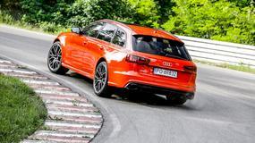 Audi RS 6 Performance - Odlot z podwyższonym limitem bagażu