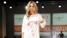 Gwiazdy wzięły udział w charytatywnym pokazie mody. Kto wypadł najlepiej? Zdecydowanie Karolina Szostak
