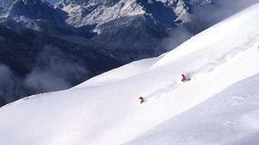 Austria - Tyrol Wschodni zimą