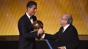 Złota Piłka FIFA 2014 dla Cristiano Ronaldo