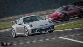 Porsche Driving Experience na Silesia Ring - to trzeba przeżyć
