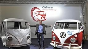 Stare VW jak nowe: Volkswagen odnawia oldtimery