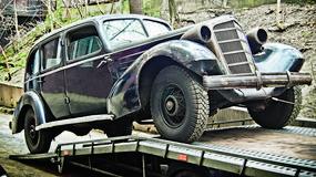 Cadillac Marszałka Piłsudskiego wraca do Belwederu