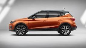 Seat Arona: nowy crossover z Hiszpanii