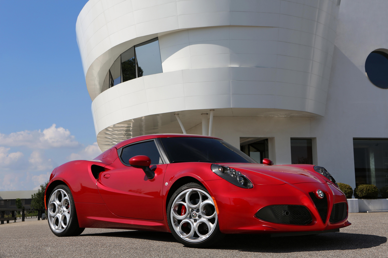 Alfa Romeo 4C 2013 recenzje i testy opinie zdjęcia i dane