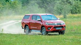 Toyota Hilux - legenda off-roadu