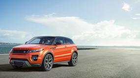 Range Rover Evoque w nowej wersji