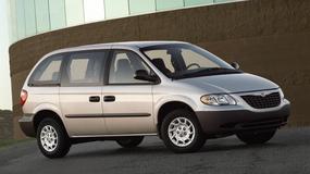 Używane: Chrysler Voyager IV - prawnuk pioniera z USA