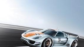 Porsche 918 RSR ma trzy silniki i nieźle się kręci