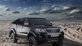 Toyota Hilux w wersji Adventure
