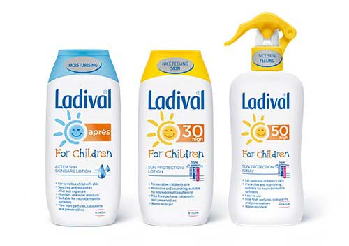 Ladival proizvodi za decu (spf 30, spf 50+)