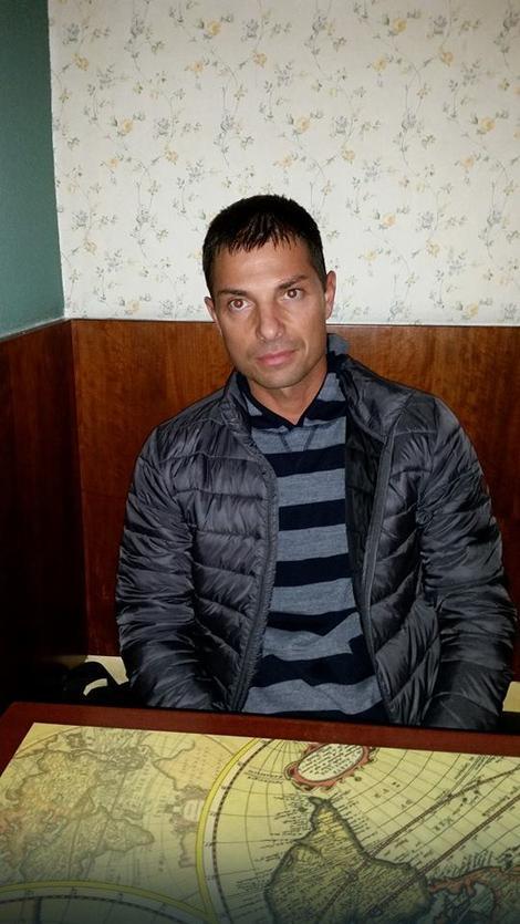Marko Gvozdenović, sin Snežane Đurišić
