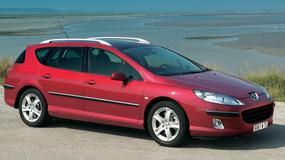 Używany Peugeot 407 - Elegancja i dynamika w standardzie