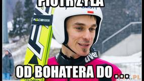 Internauci już nie kochają Piotra Żyły?