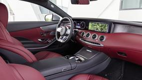 Mercedes odświeża Klasę S Coupe oraz kabriolet