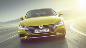 Volkswagen Arteon - skok w klasę premium | Genewa 2017