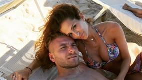 Włoski piłkarz ma bardzo seksowną żonę