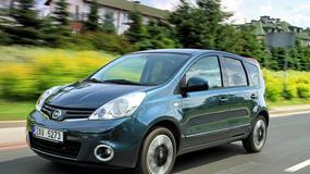 Nissan Note: miejski i praktyczny