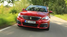 Peugeot 308 FL 1.2 PureTech 130 - teraz bardziej konkurencyjny