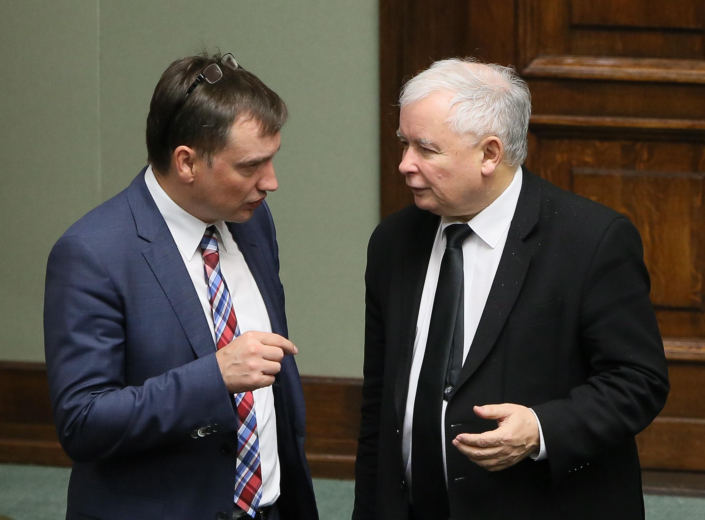 Ziobro podarował Kaczyńskiemu bezkarność