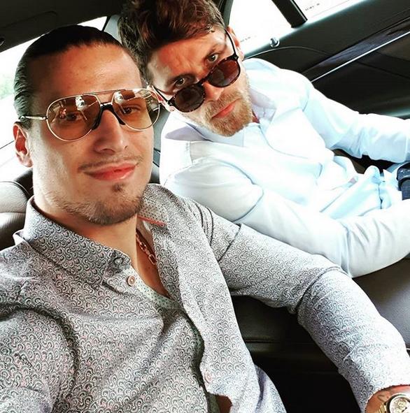 Fudbaler Aleksandar Prijović priveden zbog kršenja policijskog časa! Sa njim u društvu bio ovaj folker!