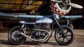 "Yamaha XV950 ""El Ratón Asesino"" - Café racer Marcusa Walza w ramach projektu Yard Built"