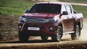 Nowa Toyota Hilux debiutuje w Europie
