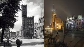 Gdańsk dawniej i dziś na unikatowych fotografiach