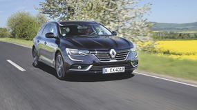 Renault Talisman Grandtour - Przyjemne i praktyczne